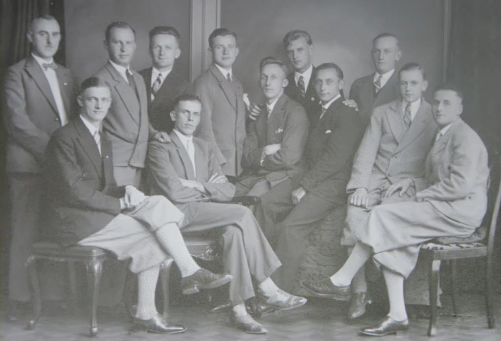 1920: GRÜNDUNG VFB OBERFROHNA